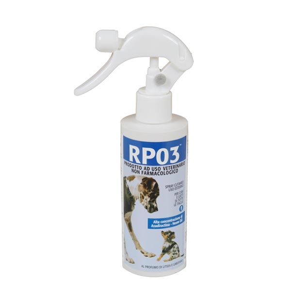 Farmaneem - RP03 Spray Cutaneo Naturale
