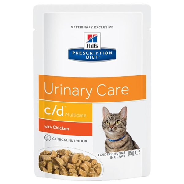 Hill's Pet Nutrition - Prescription Diet c/d Urinary Care Multicare con Pollo