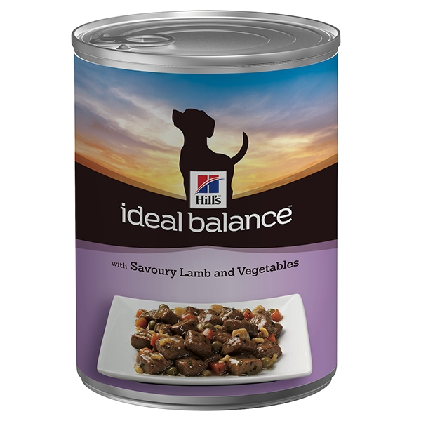 Hill's Pet Nutrition - Ideal Balance Canine Adult Agnello e Verdure