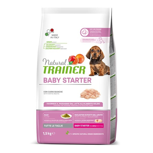 Trainer (Nova Foods) - Baby Starter All Size Carni Bianche