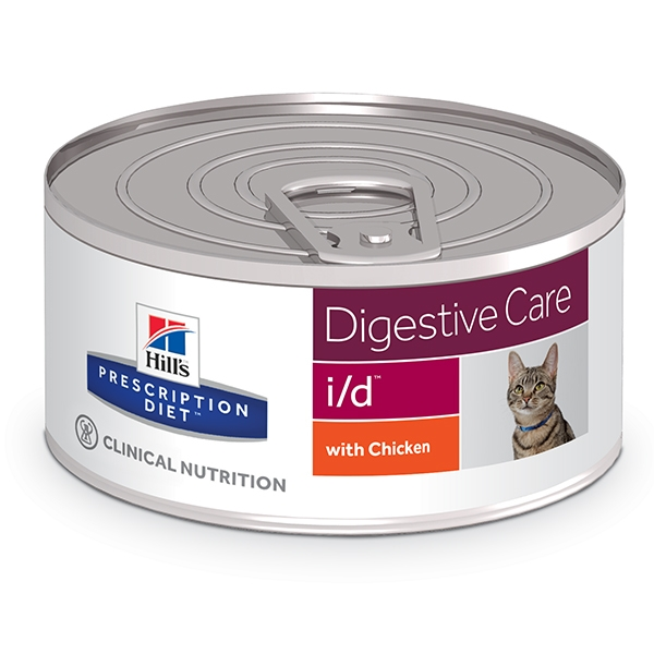 Hill's Pet Nutrition - Prescription Diet i/d Feline con Pollo