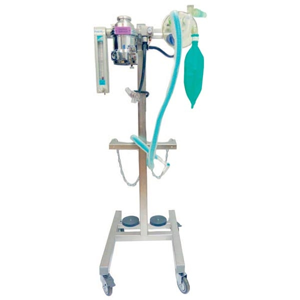 Foschi Srl - Anaesthesia Device on Stand Version