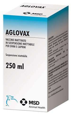 MSD Animal Health - Aglovax Sc 1 Flacone 250 Ml 125 Dosi