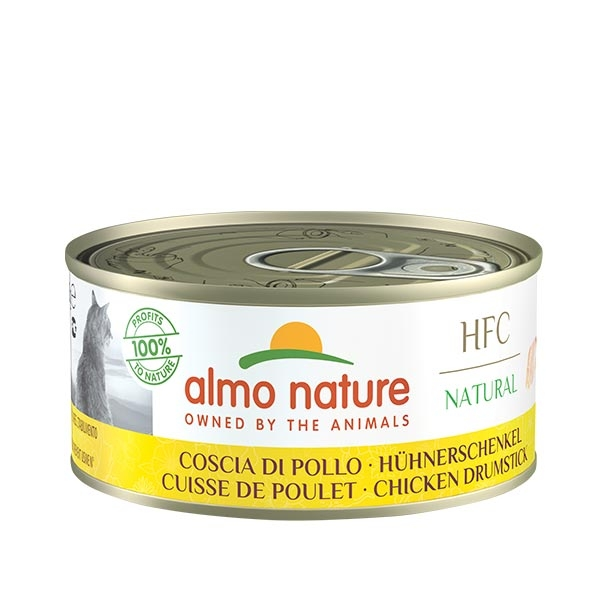 Almo Nature -  HFC Natural Coscia di Pollo