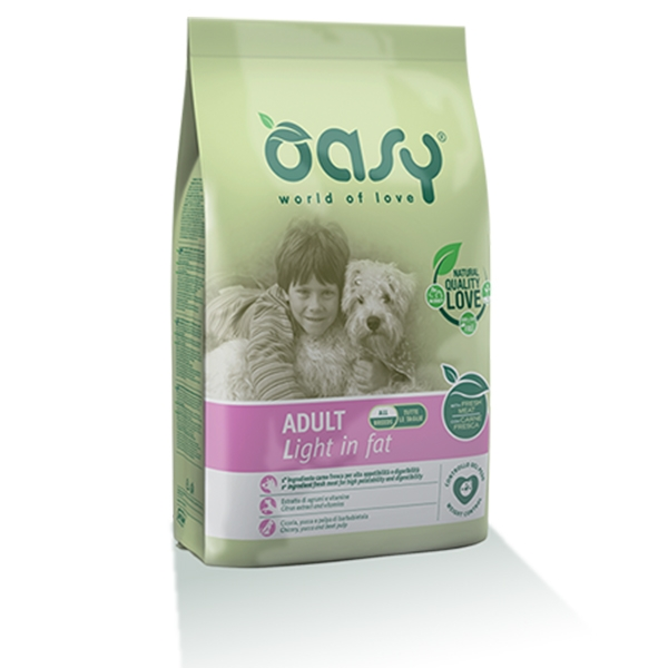 Oasy - Adult Light in Fat