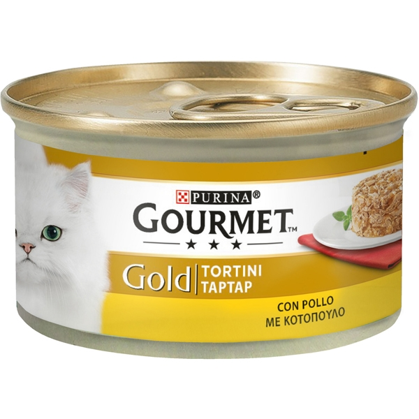 Nestle' Purina - Gourmet Gold Tortini con Pollo