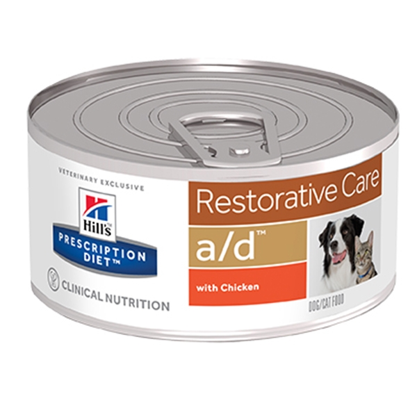 Hill's Pet Nutrition - Prescription Diet a/d Restorative Care