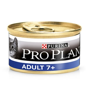 Nestle' Purina - Pro Plan Adult 7+ Mousse con Tonno