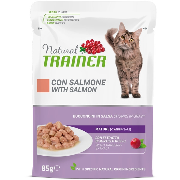 Trainer (Nova Foods) - Natural Mature con Salmone