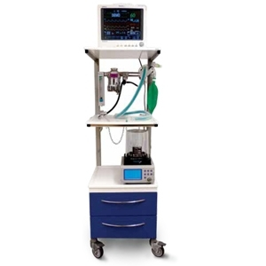 Foschi Srl - Anaesthesia Device on a Trolley Version