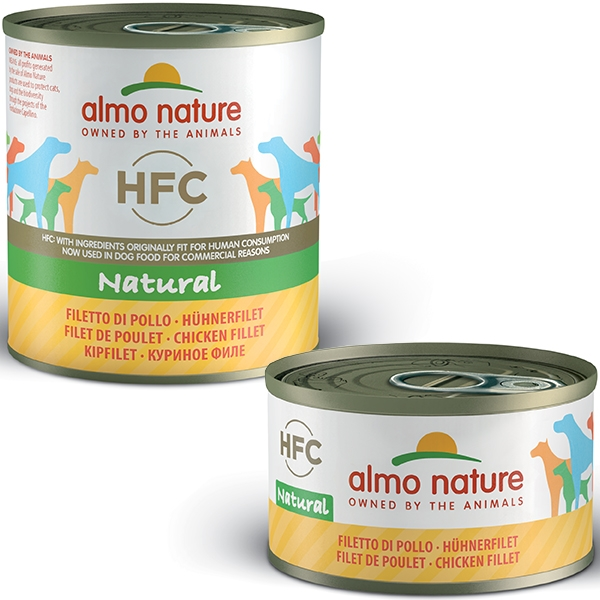 Almo Nature - HFC Natural Filetto di Pollo