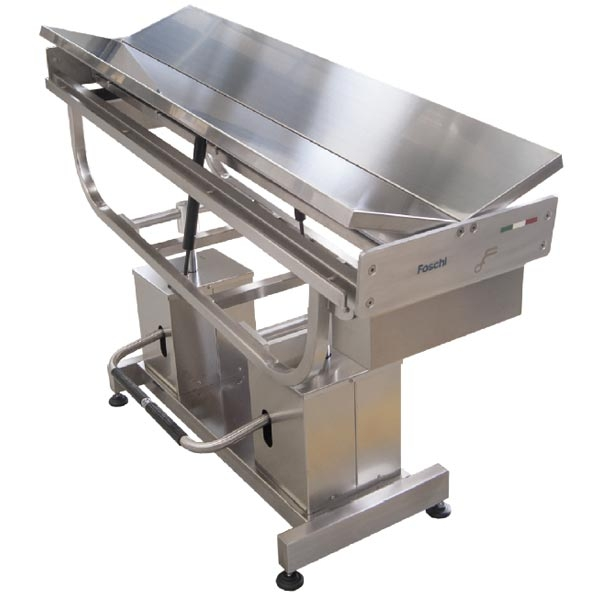 Foschi by Eurovet&Dentalgroup - Foschi Stainless Steel Hydraulic Surgical Table
