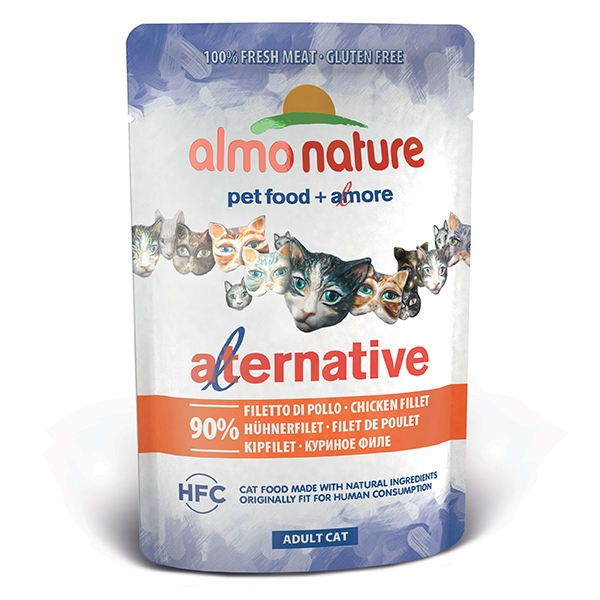 Almo Nature - Alternative Filetto di Pollo