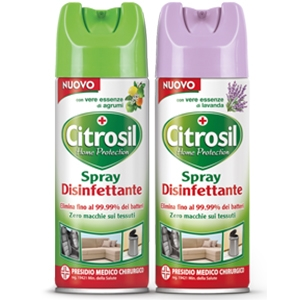 Petreet - Citrosil Home Protection Spray Disinfettante